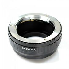 Minolta MD to Fuji X Mount Lens Adapter Adaptor for X-E1, X-Pro1 X-E2 UK Seller