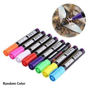 5X-Imker-Marker-Pen-Bienenkoenigin-Kennzeichnung-Imkerei-Werkzeug