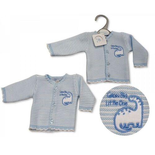 Prématuré Preemie Prem Vêtements Bébé Tricot Bébé Cardigan Rose//Bleu 3-8 LB