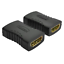 2X-HDMI-Female-To-Female-Extender-Adapter-Coupler-Connector-F-F-HDTV-1080P-4K thumbnail 1