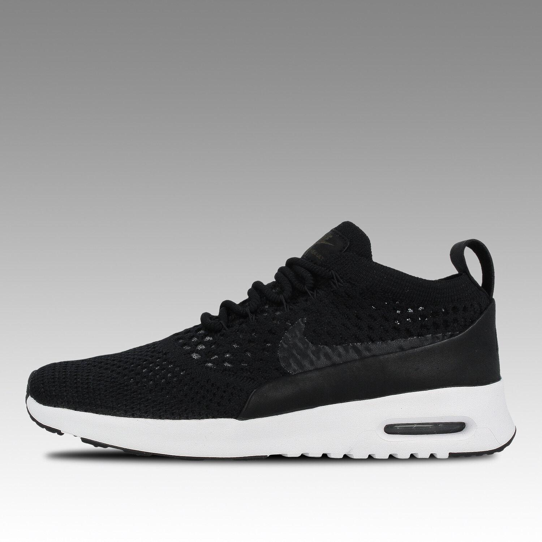 Zapatos promocionales para hombres y mujeres Nike Air Max Thea Ultra Flyknit Gr.37,5 Damen Schuhe Sneaker schwarz 881174 001
