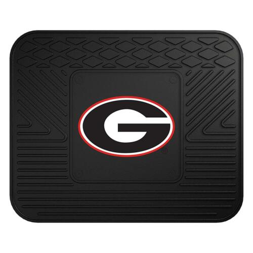 New 4pc NCAA Georgia Bulldogs Car Truck Front Rear Rubber All Weather Floor Mats