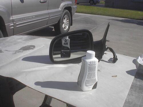 99-04 Jeep Grand Cherokee Drivers Side Mirror Autodim