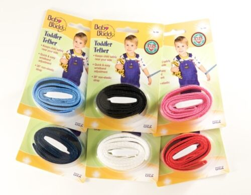 Baby Buddy Toddler Tether Wrist Strap Child Safety Leash