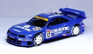 Nissan Skyline Calsonic Jgtc 1998 12 1:43 Ebbro