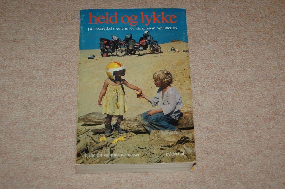 Held og lykke, Hjalte Tin Nina Rasmussen, anden bog