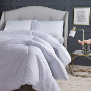 Silentnight Hotel Collection 10 5 13 5 Tog Luxury Microfibre Duvet In 3 Sizes Ebay