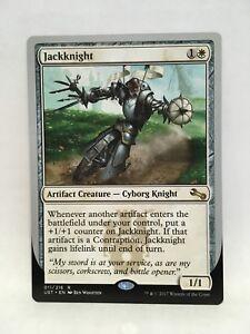 Jackknight-MTG-Magic-le-Rassemblement-Unstable-Simple-Carte-Nm-Mt