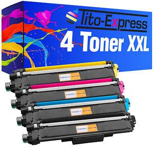 Toner XXL PlatinumSerie für Brother TN-243 TN-247 TN243 TN247 mit Chip!