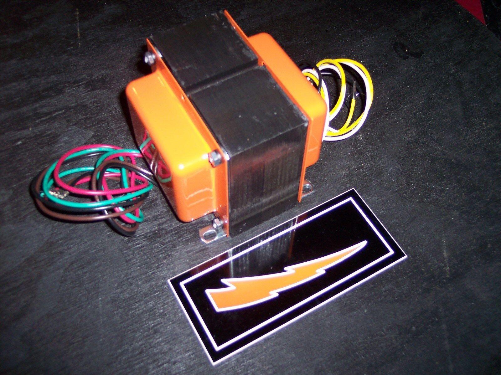 Orange MATAMP 80 watt Tube Amp Replacement Transformer 1968-1972 ERA