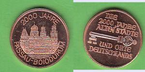 Passau-2000-Jahre-Cu-Medaille-18-mm-Tb-31-stampsdealer