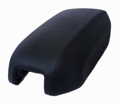 Volvo XC90 Console Armrest Synthetic Leather Dark Gray cover for 03-14