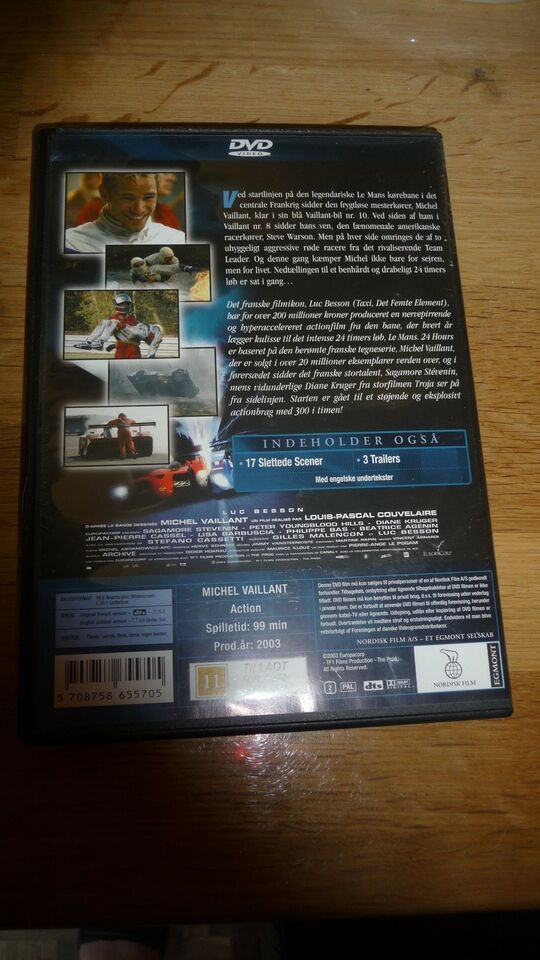 24 Hours, DVD, action