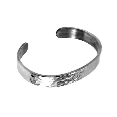 "Men/'s 925 Mexican Torque Bracelet Sterling Silver 5mm 36g 925 UK HM 9.0/"" /& Box"