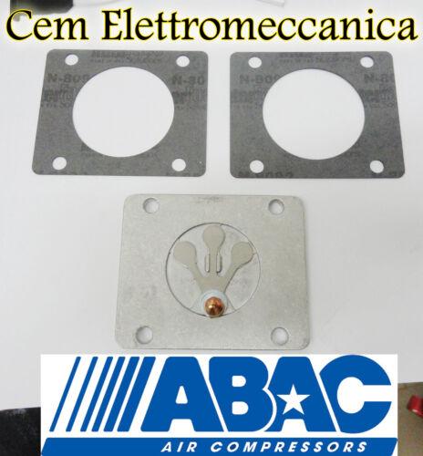 Kit Piastra Valvole per Compressore Abac modello VENTO POLE POSITION OL195