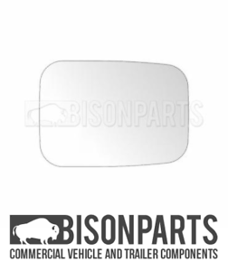 no calienta Mirror Glass se adapta RH o LH TRA096 1991-1995 * Se adapta a Ford Transit MK4