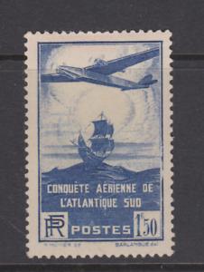 FRANCE-N-320-conquete-de-l-039-Atlantique-MNH-COTE-40