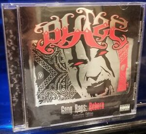 Blaze-Ya-Dead-Homie-Gang-Rags-Reborn-CD-twiztid-insane-clown-posse-esham-icp