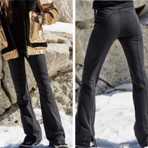 Free People Movement Off Piste Size Small Pant Black Yoga Workout Pilates  $128
