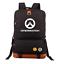 Overwatch SchoolBag Backpack Shoulder Travel Satchel Backpack Laptop Rucksacks