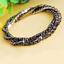 Fashion-Multilayer-Rhinestone-Crystal-Stretch-Bracelet-Bangle-Wedding-Wristband thumbnail 45