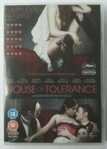 House of Tolerance 2010 Starring Hafsia Herzi UK Region 2 DVD French w/ Subs