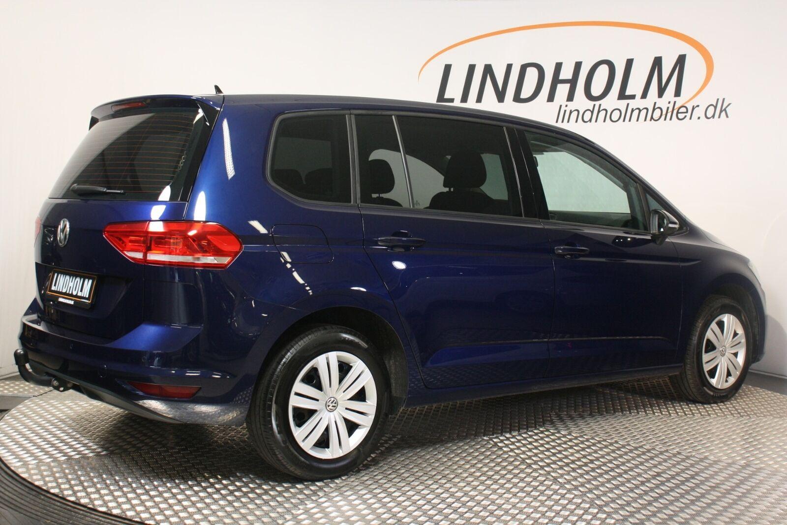 VW Touran TSi 115 Trendline 7prs
