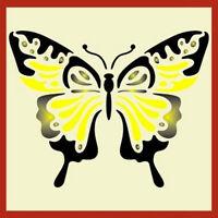 Butterfly 2 Stencil - - The Artful Stencil