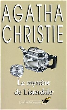 Le mystère de Listerdale   Buch   Zustand gut