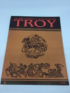 TROY-A-REVISED-EDITION-Mustafa-Askin-SIGNED-By-Author