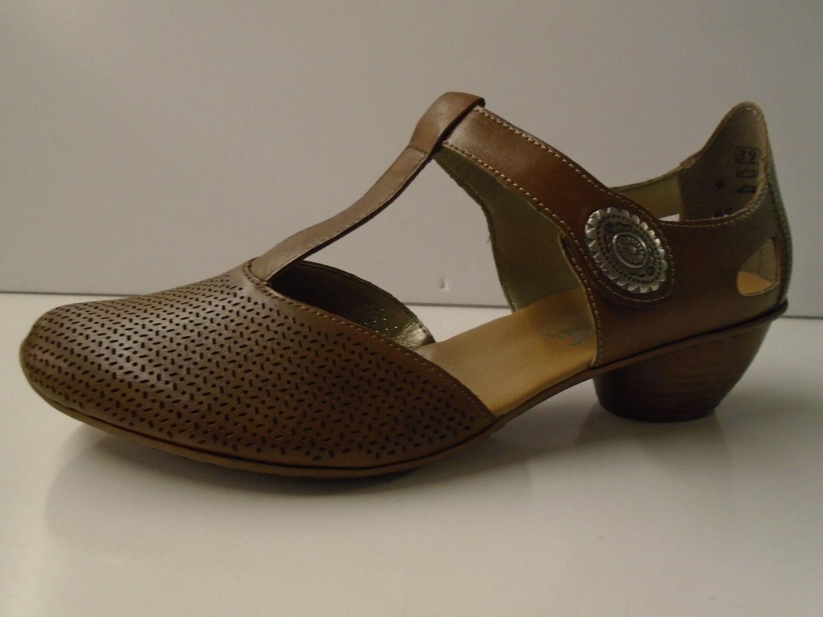 Damen Rieker Schuhe 43730-22 Günstige und gute Schuhe