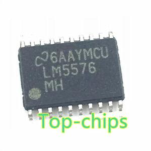 10pcs-LM5576-LM5576MH-LM5576MHX-TSSOP-20