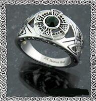 316 L Stainless Steel Celtic Cross Ring