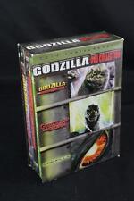 Godzilla 50th Anniversary DVD Collection Region 1 NTSC DVD Set Vs. Hedorah Gigan