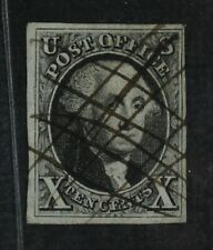 CKStamps: US Stamps Collection Scott#2 10c Washington Used CV$850