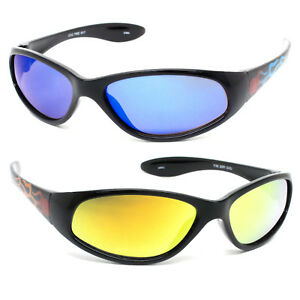 ad784fc2dc66 Children 7-14 Kids Sunglasses For Boys Baseball Cycling Youth Sport ...