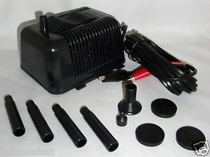 Image Is Loading 12volt Dc Submersible Water Fountain Pump For Use
