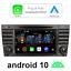 Indexbild 1 - Carplay&Android Auto 10 GPS DVD Autoradio für Benz C Klasse W203 W209 AMG C63