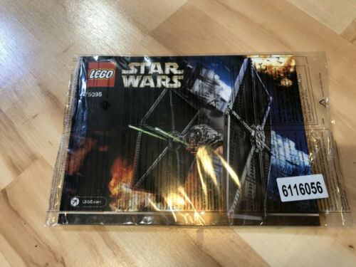 LEGO 75095 Star Wars Tie Fighter Instructions Only