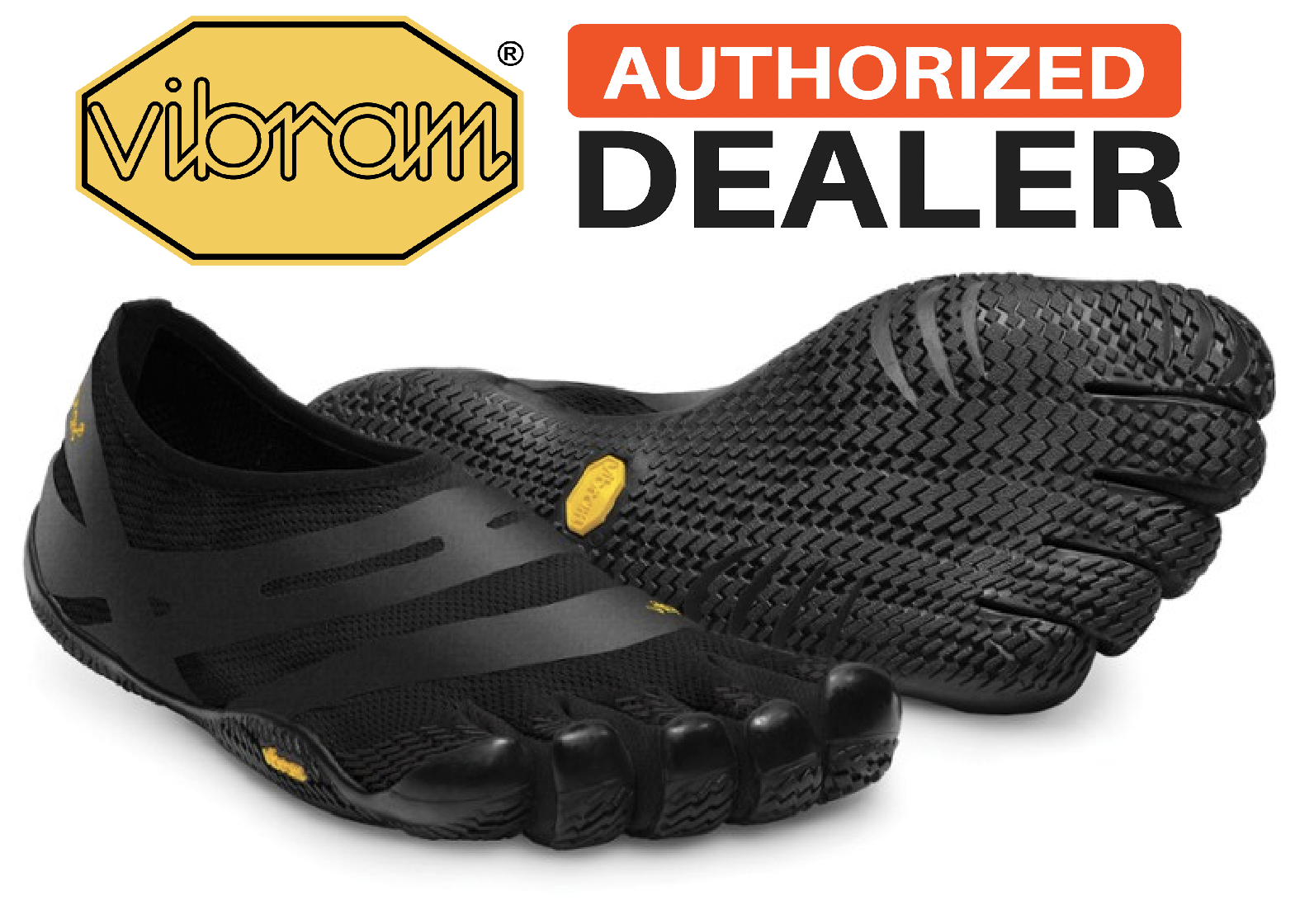 VIBRAM FIVEFINGERS EL-X negro Cross Training zapatos ALL Talla's Available NEW