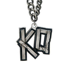 "WWE KEVIN OWENS ""KO"" PENDANT OFFICIAL NEW"
