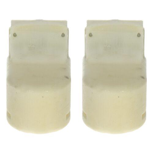 OEM NEW Front Suspension Lower Control Arm Bumper Pair Chevrolet GMC 15835666