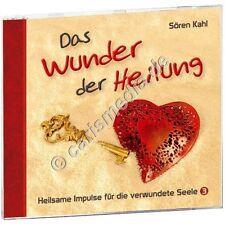 CD: DAS WUNDER DER HEILUNG - Heilsame Impulse für die verwundete Seele *NEU*