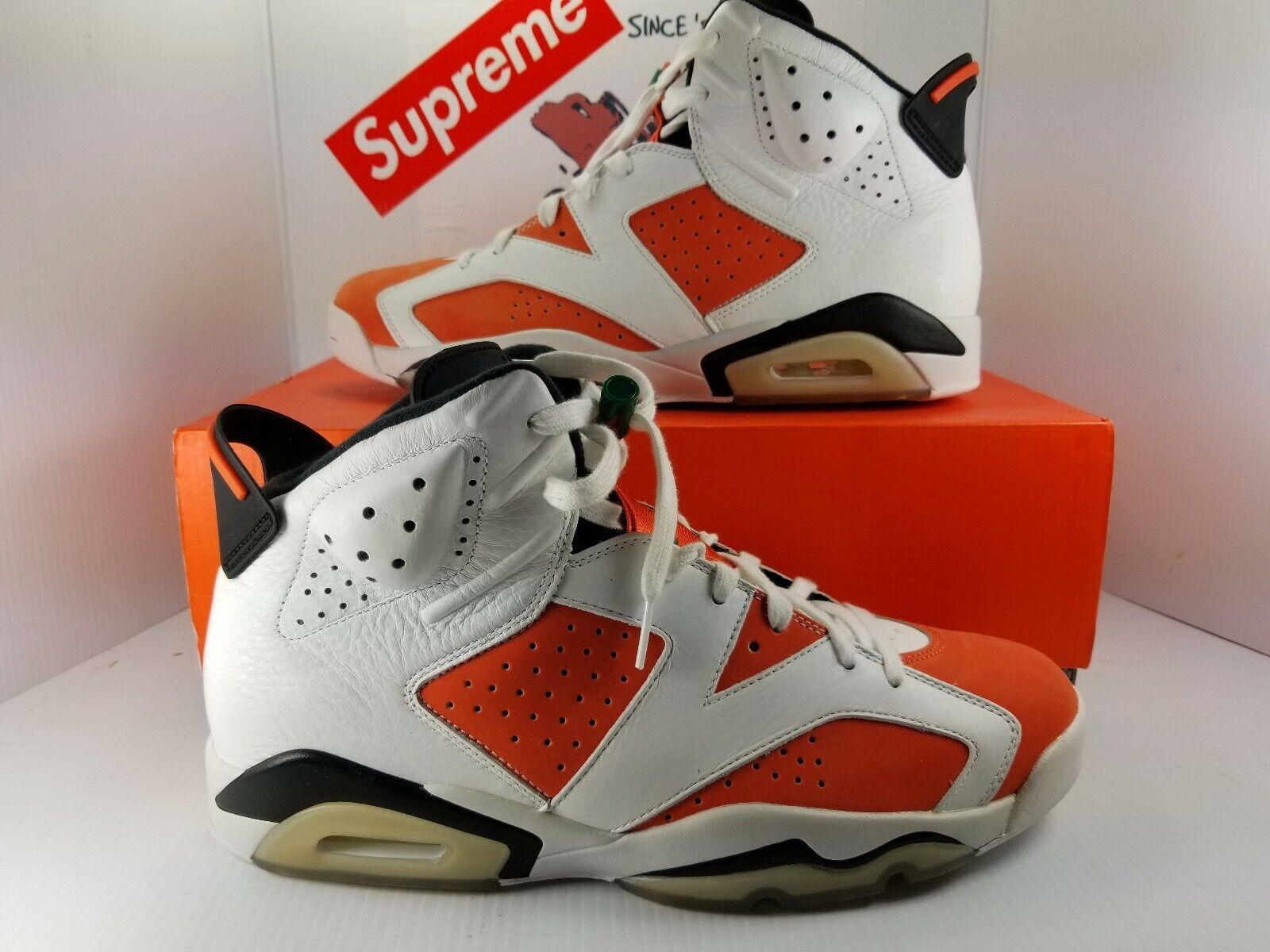 Nike Air Jordan 6 Retro 'Gatorade' 384664-145 Size 11.5 NEW