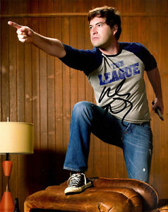 MARK-DUPLASS-GENUINE-AUTHENTIC-SIGNED-THE-LEAGUE-10X8-PHOTO-AFTAL-UACC-10012