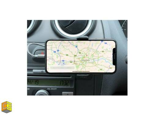 Fiesta MK6 Phone Holder Black New Zetec S Fiesta ST Fiesta MK6 Phone Mount
