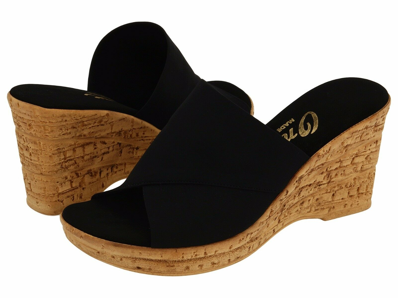 fabbrica diretta ONEX donna CHRISTINA WEDGE SLIDE SLIDE SLIDE COMFY SANDAL, MADE IN USA  incredibili sconti