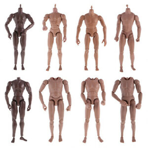 1-6th-Action-Figure-Muscular-Muscle-Male-Nude-Body-for-Hot-Toys-TTM18-TTM19-Head