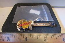 Hard Rock Cafe Guitar Pin-Bangkok
