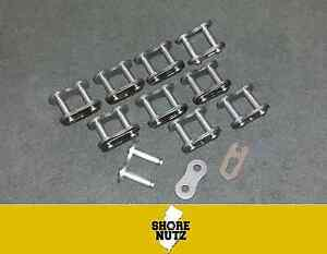 50-Chain-Connecting-Link-Qty-10-Spring-clip-Master-Links-CL50-ROLLER